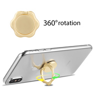 Smart Loop Universal Smartphone Holder & Stand - Hex Flower Gold