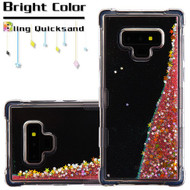 Tuff Lite Quicksand Case for Samsung Galaxy Note 9 - Pink