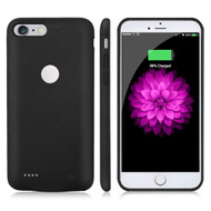 Ultra Thin Smart Power Bank Battery Charger Case 3000mAh for iPhone 6 Plus / 6S Plus - Black