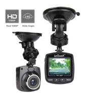 "FHD 1080P DVR Road Dash Video Camcorder with Night Vision and 1.5"" TFT LED Screen"
