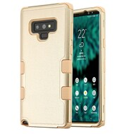 Military Grade Certified TUFF Hybrid Armor Case for Samsung Galaxy Note 9 - Rose Gold 408
