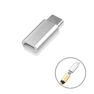 Micro-USB to USB-C (Type-C) Adapter - Silver