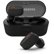 HyperGear Waterproof Sport True Bluetooth V4.2 Wireless Earbuds with Portable Charging Case
