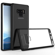 Ultra Hybrid Shock Absorbent Crystal Case for Samsung Galaxy Note 9 - Black