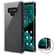 Air Sacs Transparent Anti-Shock TPU Case for Samsung Galaxy Note 9 - Clear