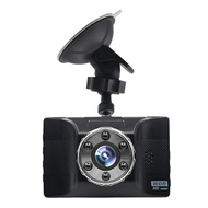 """Full HD 1080p Portable DVR Dash Cam Video Camcorder with Night Vision and 3"""" TFT LED Screen"""