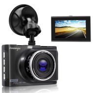 "Full HD 1080p Portable DVR Dash Cam Video Camcorder with Super Night Vision and 3"" TFT LED Screen"