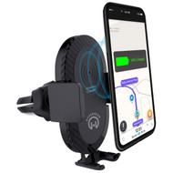 HyperGear Qi Wireless Charging Pad 5W Air Vent Mount Charger