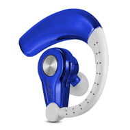 Bluetooth V4.1 Wireless Headset with DSP Noise Cancelling Technology - Blue