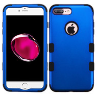 Military Grade Certified TUFF Hybrid Armor Case for iPhone 8 Plus / 7 Plus - Blue
