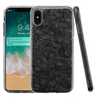 Jade Hybrid Protective Case for iPhone XS Max - Black