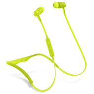 HyperGear Flex 2 Bluetooth V4.2 Wireless Sweat-Proof Sports Headphones - Lime