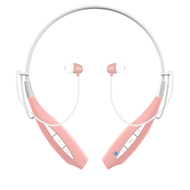 HyperGear Freedom BT150 Bluetooth V4.1 Wireless Sweat-Proof Headphones - Rose Gold