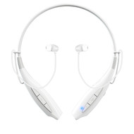 HyperGear Freedom BT150 Bluetooth V4.1 Wireless Sweat-Proof Headphones - White
