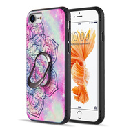 FunShield Series Ring Case for iPhone 8 / 7 / 6S / 6 - Mandala