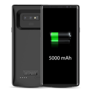 Power Bank Battery Charger Case 5000mAh for Samsung Galaxy Note 9 - Black