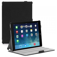 Griffin Technology Journal Hardshell Folio Case for iPad (2018/2017) / iPad Air - Black