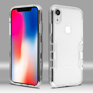 TUFF Panoview Transparent Hybrid Case for iPhone XR - Clear