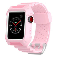 *SALE* Rugged Protective Case with Strap Band for Apple Watch 38mm - Pink