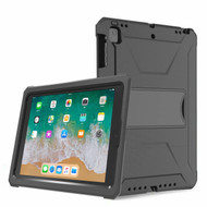 Extreme Shock Protection EVA Foam Case with Stand for iPad (2018/2017) / iPad Pro 9.7 / iPad Air 2 / iPad Air - Black