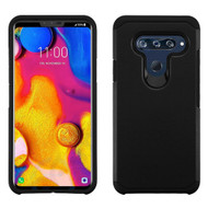 Hybrid Multi-Layer Armor Case for LG V40 ThinQ - Black