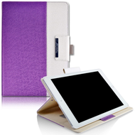 *SALE* Book-Style 360 Degree Smart Rotating Leather Case for iPad Pro 10.5 inch - Purple