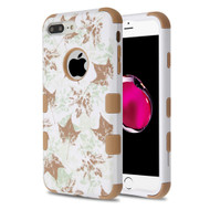 Military Grade Certified TUFF Hybrid Armor Case for iPhone 8 Plus / 7 Plus - Misty Maple