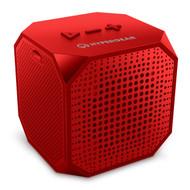 HyperGear Sound Cube Bluetooth V4.2 Wireless Speaker - Red