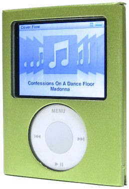 how to use an ipod nano no screen