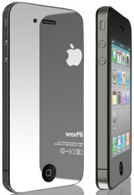 Mirror Reflect Screen Protector for iPhone 4 / 4S