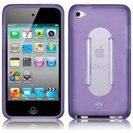 Active Sport Polymer Case for iPod Touch 4th Generation - Purple