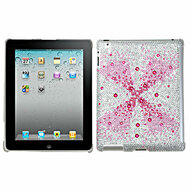 Diamante SmartSlim Case for iPad 2, iPad 3 and iPad 4th Generation - Pink Singularity Gem Gradients