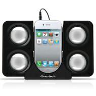 *DAILY DEAL* Naztech N40 Portable Speaker System Dock - Black