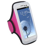 *DAILY DEAL* All Sport Neoprene Armband - Hot Pink