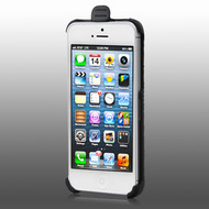 *SALE* Polycarbonate Holster Belt Clip and Screen Protector for iPhone SE / 5S / 5