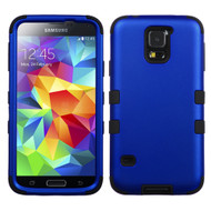 Military Grade TUFF Hybrid Case for Samsung Galaxy S5 - Blue