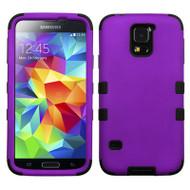 *SALE* Military Grade TUFF Hybrid Case for Samsung Galaxy S5 - Purple