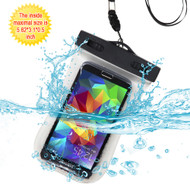 *DAILY DEAL* Stay Dry Waterproof Case - Clear