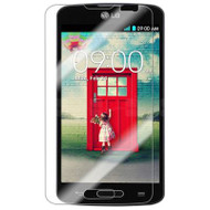 *$1 SALE* Crystal Clear Screen Protector for LG Ultimate 2 / Realm / Optimus L70 / Exceed 2 - Twin Pack