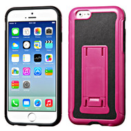 Fusion Kickstand Case for iPhone 6 / 6S - Hot Pink