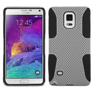 Astronoot Multi-Layer Hybrid Case for Samsung Galaxy Note 4 - Grey