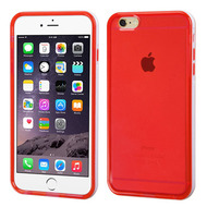 BumperShield Protective Case for iPhone 6 Plus / 6S Plus - Red
