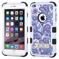 Military Grade Certified TUFF Image Hybrid Kickstand Case for iPhone 6 Plus / 6S Plus - Persian Paisley