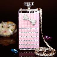 Glitzy Perfume Bottle Jewel Case for iPhone 6 Plus / 6S Plus - Bow