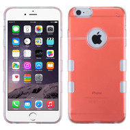 Co-Molded Impact Absorbing Case for iPhone 6 Plus / 6S Plus - Red
