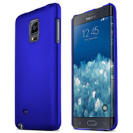 Ultra Slim Protective Shell Case for Samsung Galaxy Note Edge - Blue