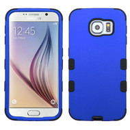Military Grade Certified TUFF Hybrid Case for Samsung Galaxy S6 - Blue