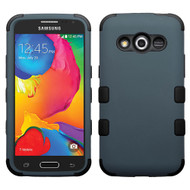 *Sale* Military Grade TUFF Hybrid Case for Samsung Galaxy Avant - Ink Blue