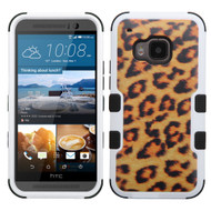 *Sale* Military Grade TUFF Image Hybrid Case for HTC One M9 - Leopard
