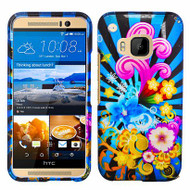 *Sale* Snap-On Protective Image Case for HTC One M9 - Colorful Fireworks
